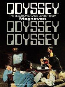 Une Odyssey rend votre famille heureuse et détendue.